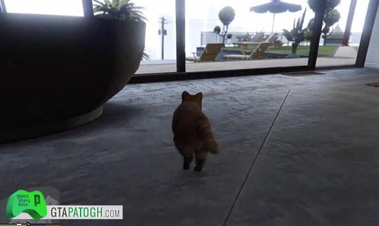 ترینر جدید برای GTA V که با آن میتوانید در نقش همه چیز بازی کنید