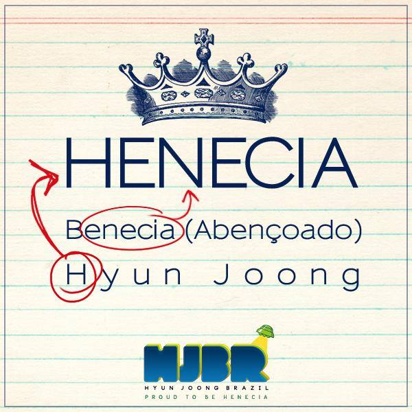 Happy 4th Anniversary To All Henecias
