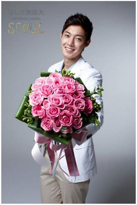 Kim Hyun Joong Appeared 2011 Seoul CM Making