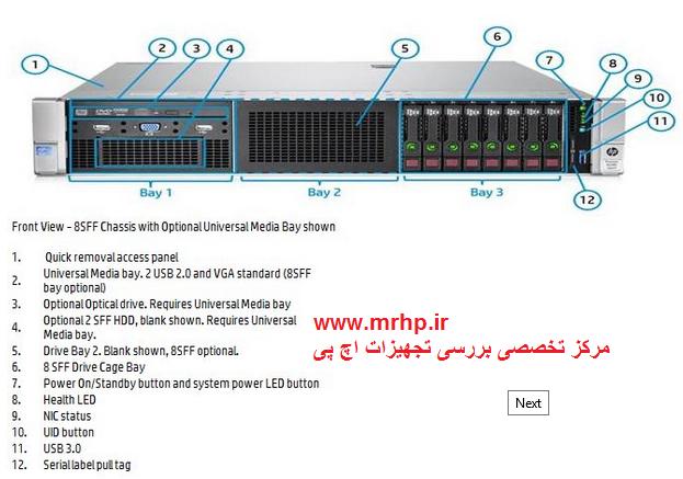 جی 9 -سرور-جی 8-جی 7-جی6-جی5-HP SERVER0-DL 580-DL560
