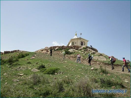 قله عباسعلی