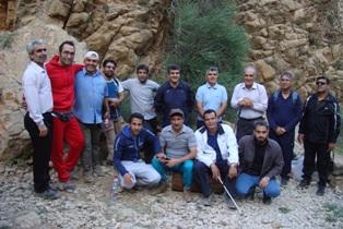 کوهپیمایی دراگ شیراز 7اردی بهشت 94