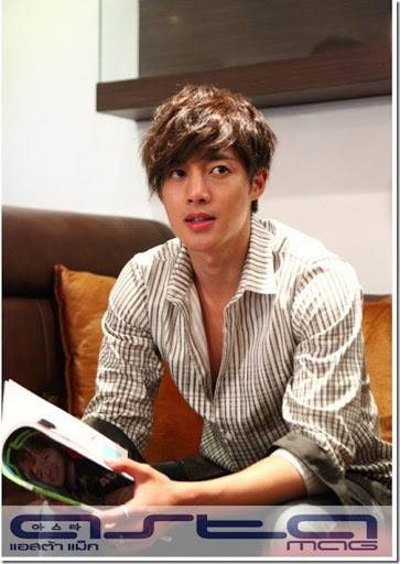 Official Photos Kim Hyun Joong from Asta Magazine