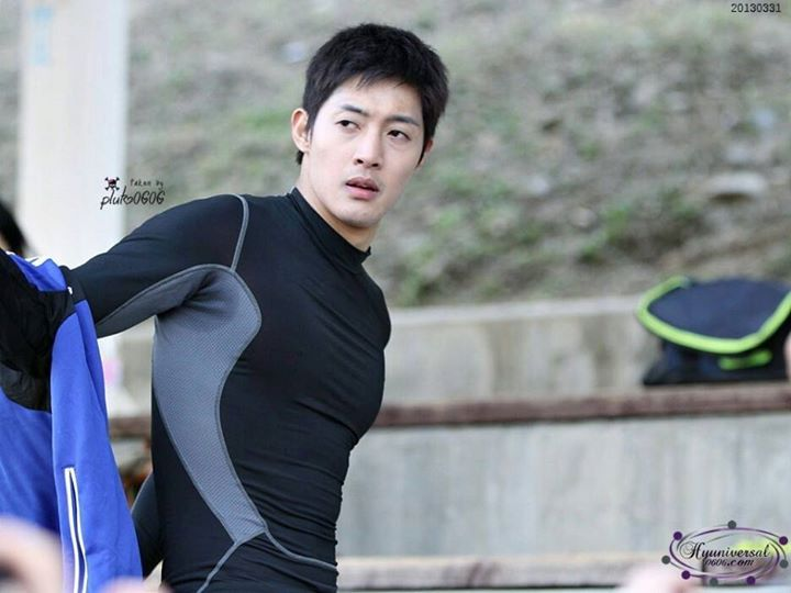 S.e.x.y Hyun Joong in FC Men