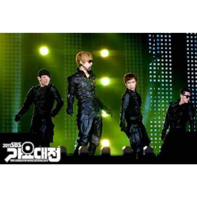 Artmatic Dancers Fan Page - KHJ Break Down 2011 SBS Gayo Daejun