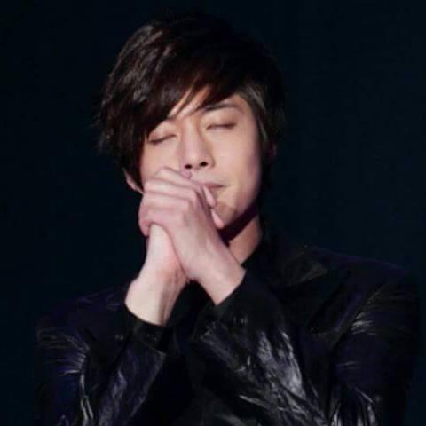 a Message of Kim Hyun Joong