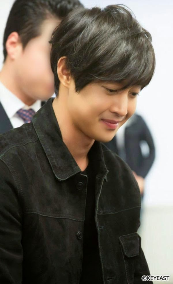 [Photo] Kim Hyun Joong - Japan Mobile Site Update [15.04.30]