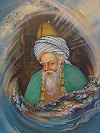 8 نقد اساسی بر مولوی شاعر معروف