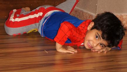 رایین و مرد عنکبوتی