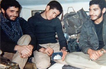 روایتی از جوان شهید «افغانستانی» که در جنگ «ایران» روی سیمخاردارها خوابید