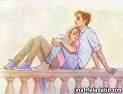عکس دو نفره عاشقانه