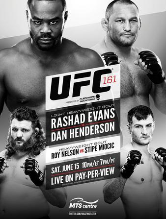 دانلود یو اف سی 161 | UFC 161: Evans vs. Henderson