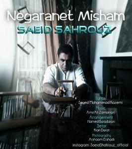 آهنگ جدید نگرانت میشم با صدای سعید شهروز