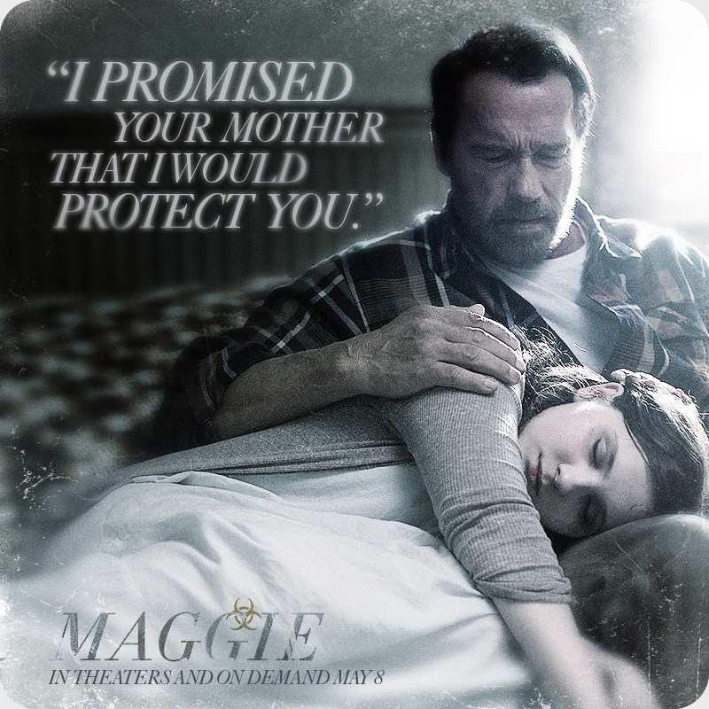 فیلم Maggie 2015