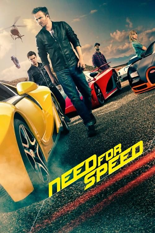دانلود دوبله فارسی فیلم Need for Speed 2014