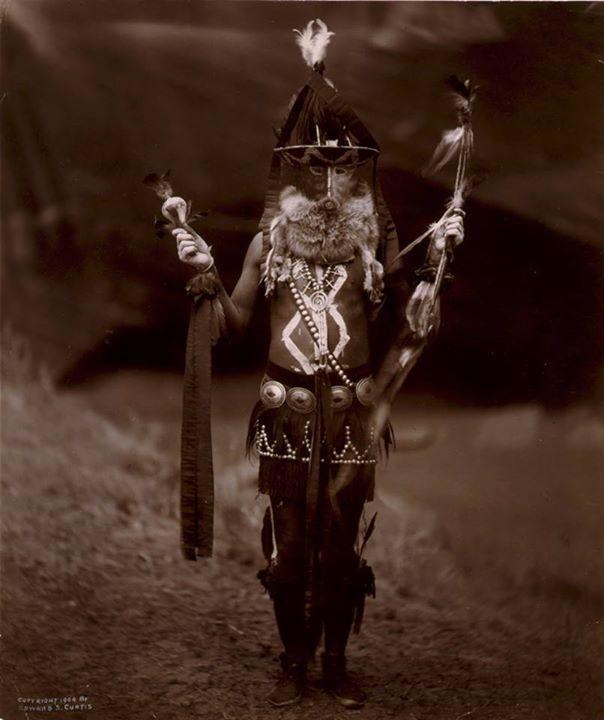 پزشكی و جادوگری در ميان قبایل سرخپوست