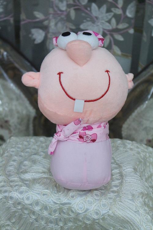 عروسک خواهر اسکندر (شکرستان) یک دندون جشن دندونی
