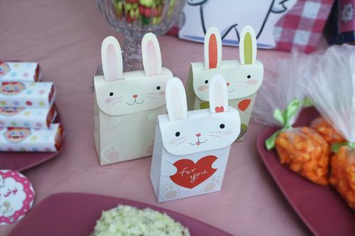 جعبه های گیفت خرگوشی