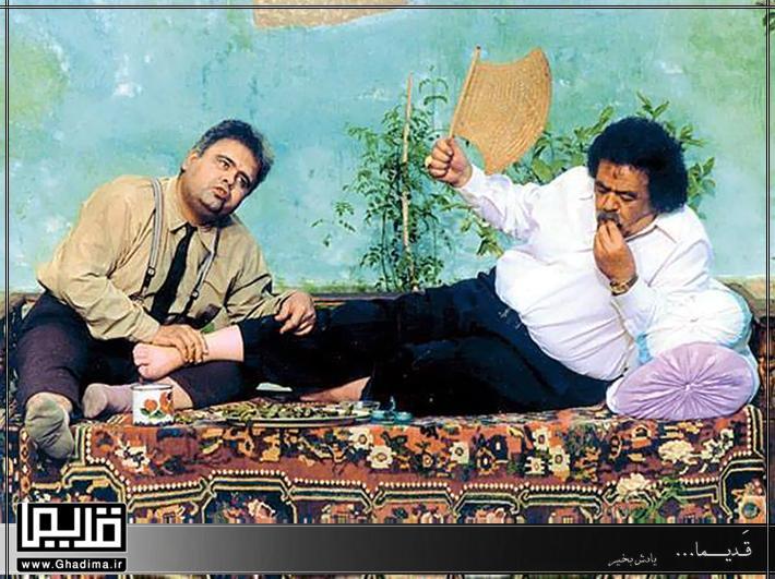 عکس های ناب از فیلم مادر علی حاتمی