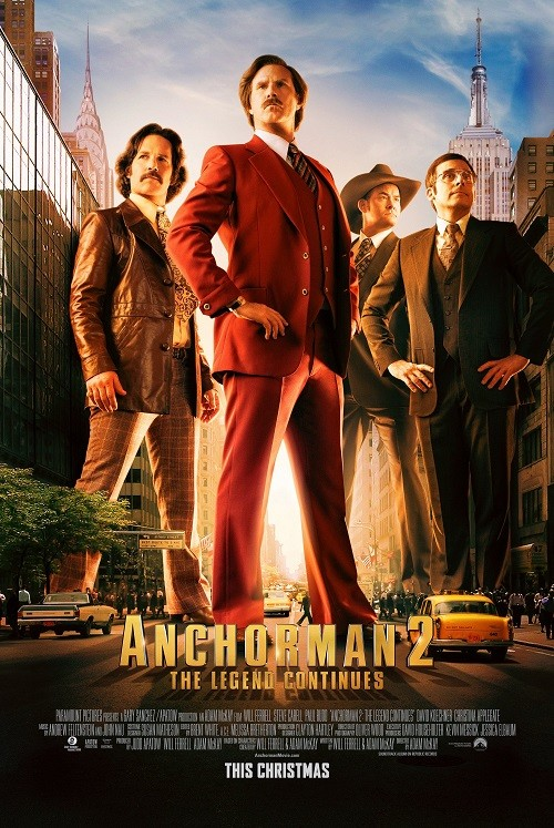 دانلود دوبله فارسی فیلم The Legend Continues 2013