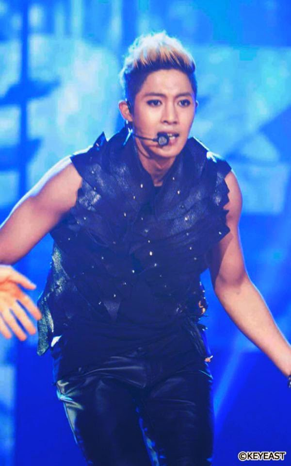 [Photo] Kim Hyun Joong - Japan Mobile Site Update [15.05.15]