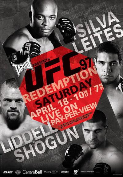 دانلود یو اف سی 97 |UFC 97: Redemption
