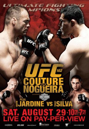 دانلود یو اف سی 102 | UFC 102: couture vs. nogueira