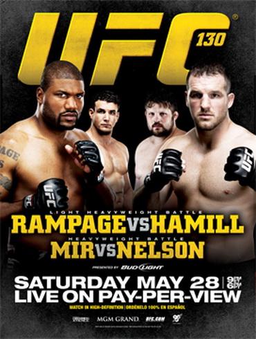 دانلود یو اف سی 130 | UFC 130: Rampage vs. Hamill