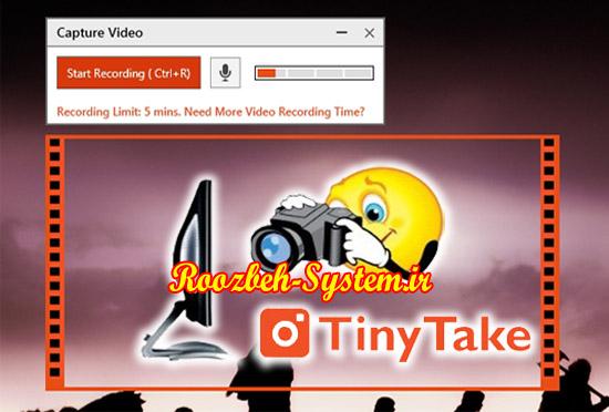 آموزش روش تهیه Screencasts یا گرفتن فیلم و کلیپ از روی دسکتاپ
