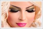 مدل آرایش صورت 2015