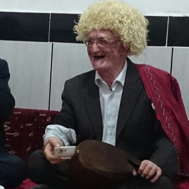 دوتار نواز ترکمنی استاد آشورگلی برزین