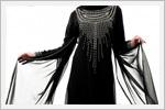لباس مجلسی پوشیده سیاه