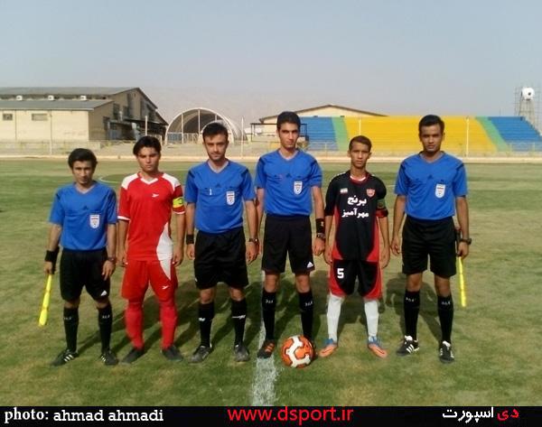 عکس: قهرمانی پیروزی برازجان در لیگ جوانان استان بوشهر
