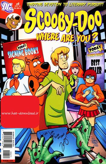 Scooby Doo Where Are You دانلود انیمیشن سریالی  اسکوبی دوو کجایی   Scooby Doo Where Are You