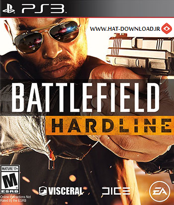 Battlefield Hardline ps3 cover small دانلود بازی Battlefield Hardline برای PS3
