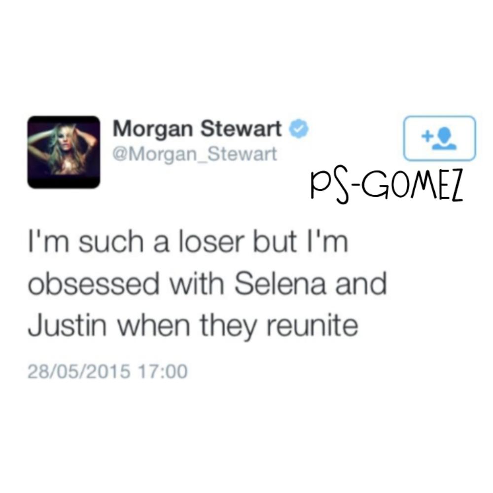 کامنت گذاشتن دوست سلنا برای ویدئو اخیر اینستاگرام سلنا + توییت جدید Morgan Stewart در ارتباط با جلنا!