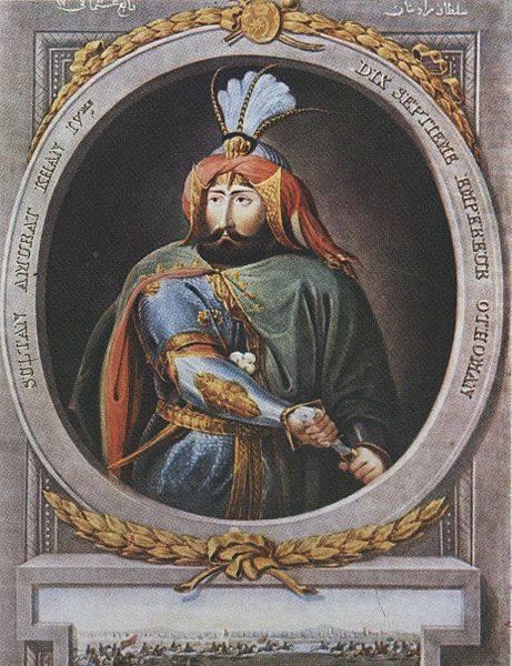 مراد چهارم ، سلطان عثمانی