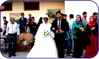 ازدواج پسر شیعه با دختر سنی