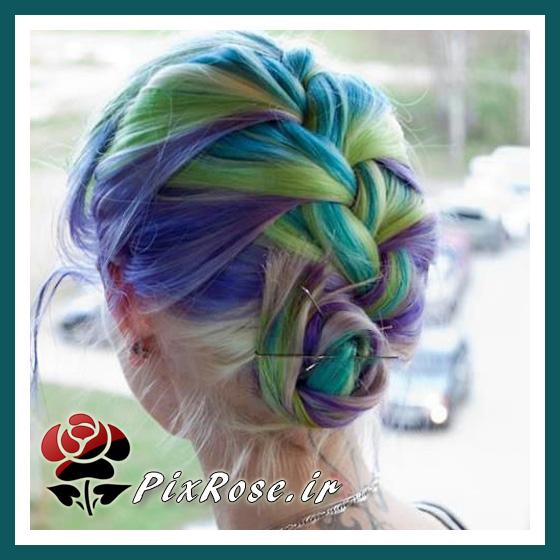ترکیب رنگهای فانتزی