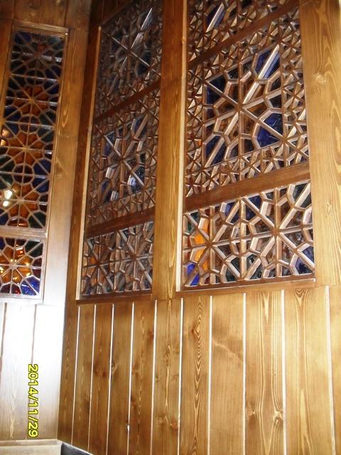 هنر گره چوبی