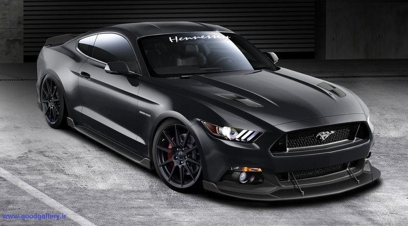 ثبت رکورد سرعت با 2015 Ford Mustang GT