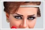 مدل عروس عربی