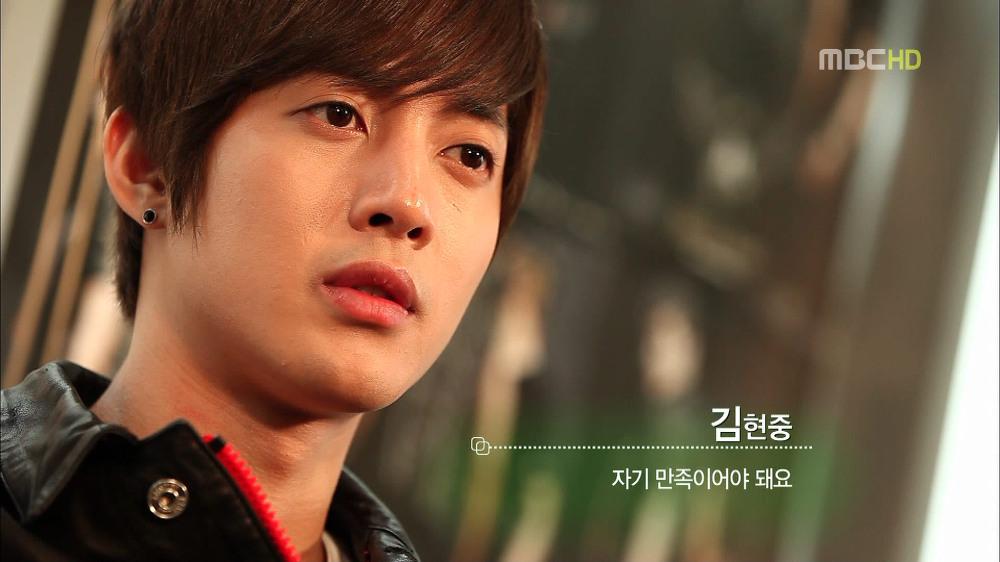 [EngSub] MBC KPop Star Documentary Featuring Kim Hyun Joong [2012.04.14]