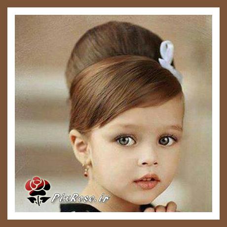 مدل آرايش موی دخترانه