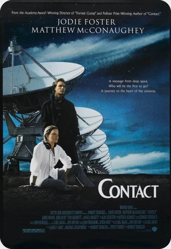 فیلم Contact 1997