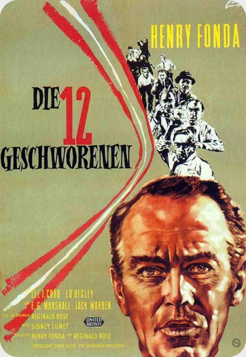 فیلم 12 Angry Men 1957