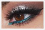 مدل های آرایش چشم برای مهمانی