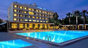 هتل سه ستاره گریدا سیتی آنتالیا