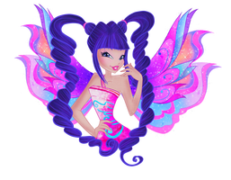 Winx & Flora / وینکس & فلورا / یکی از بهترین و بروز ترین وب های ینکسی بکیلیک