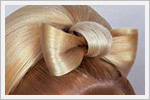 آرایش مو به شکل پاپیون